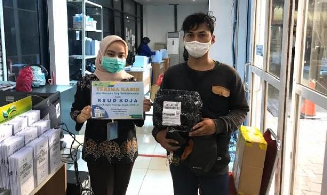 Empat RS Terima APD Donasi dari Indonesia Bright